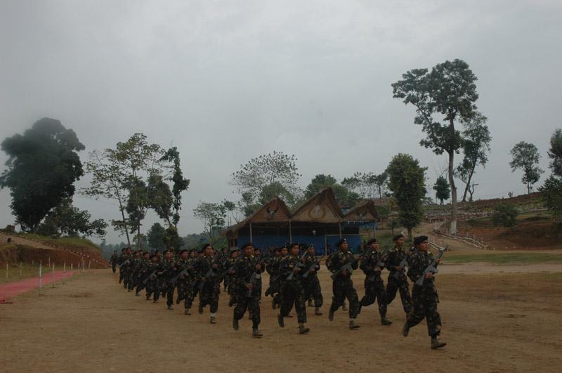 naga-army-undertraining